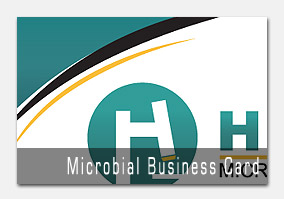 Hayes Microbial Business card