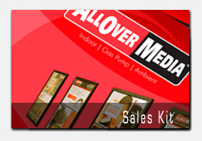 All Over Media Sales Kit