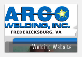 Welding Web Design