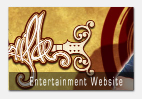 Band web design