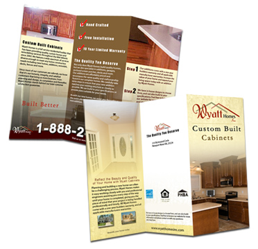 Brochures richmond va brochure design brochure printing rack front and back of brochure reheart Images
